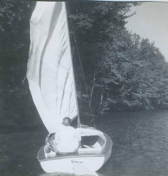 sailing solo test