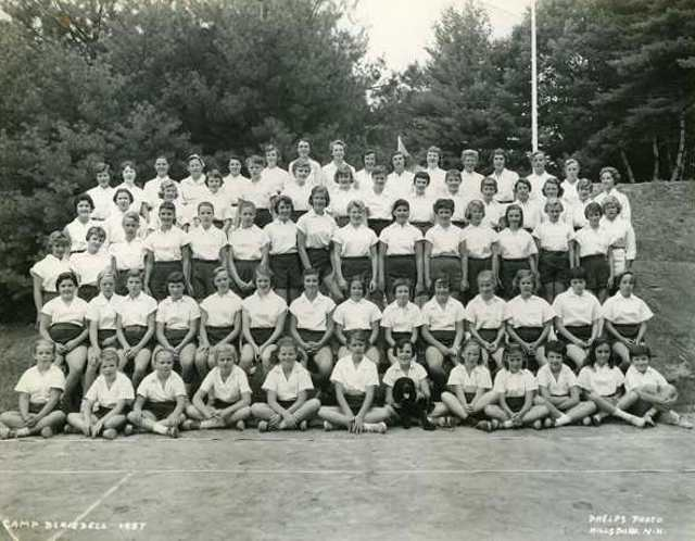 Camp photo 1957