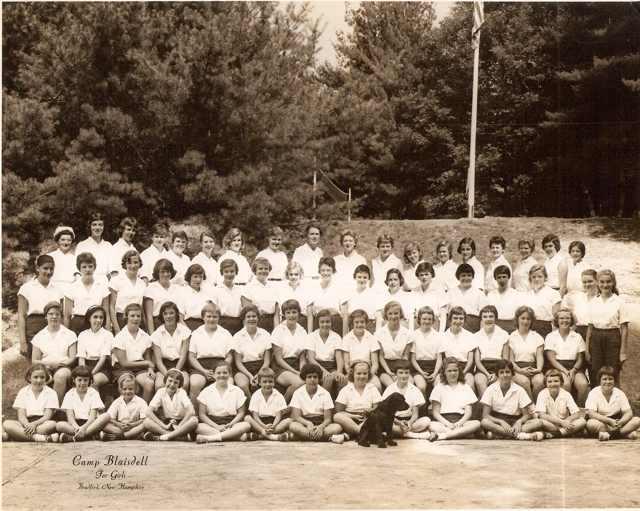 Camp photo 1959
