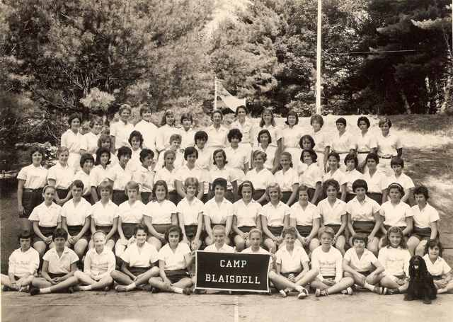 camp photo 1961