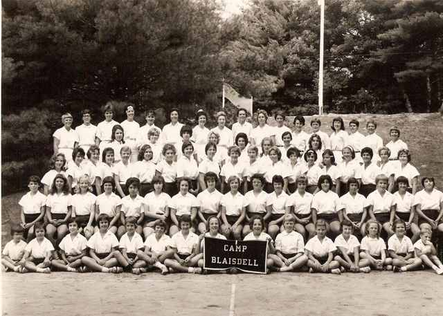 camp photo 1962