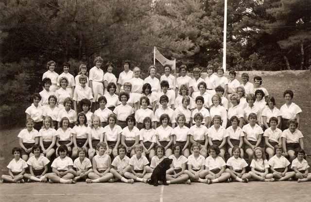 camp photo 1963