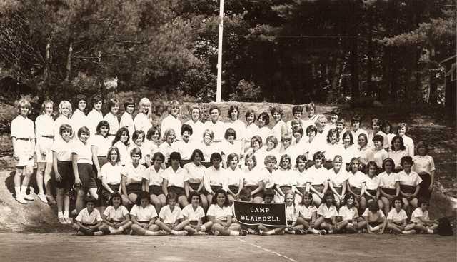 camp photo 1964