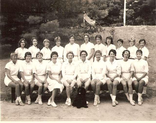 staff, 1962